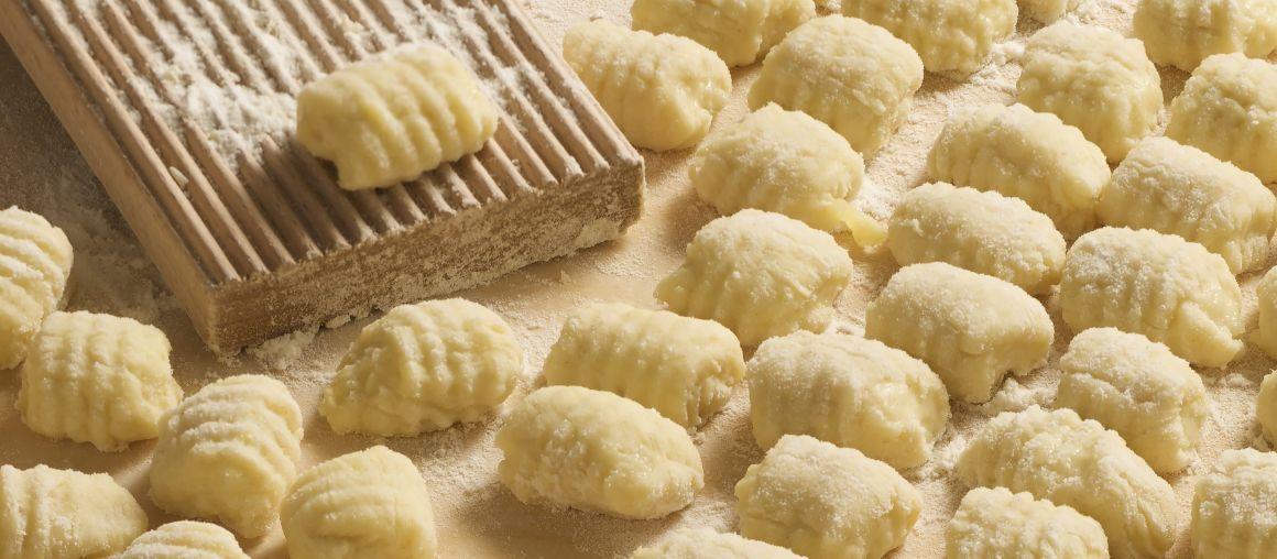 Gnocchi and Pasta