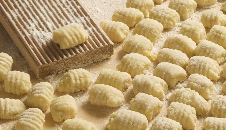 Gnocchi and Pasta