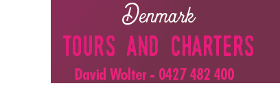 Denmark tours and charters logo