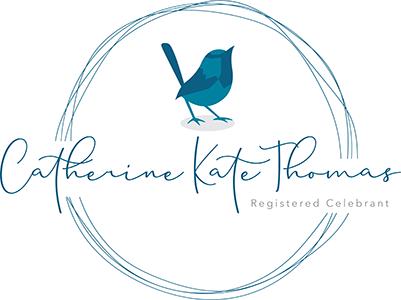 Kate Thomas Celebrant logo